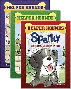 Cover: Helper Hounds — eBook Set