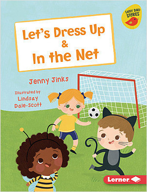 Cover: Let's Dress Up & In the Net