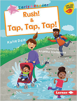 Cover: Rush! & Tap, Tap, Tap!