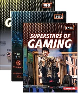 Cover: The Best of Gaming (UpDog Books ™) — Hardcover Set