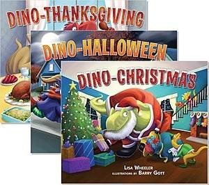 Cover: Dino-Holidays — Hardcover Set