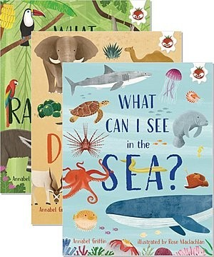 Cover: What Can I See? — Hardcover Set