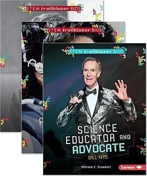 Cover: STEM Trailblazer Bios — Hardcover Set