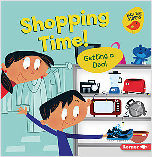 Cover: Shopping Time!: Getting a Deal