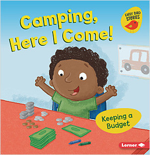Cover: Camping, Here I Come!: Keeping a Budget