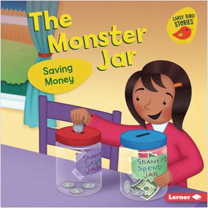 Cover: The Monster Jar: Saving Money