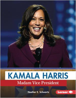Cover: Kamala Harris: Madam Vice President