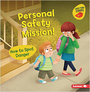 Cover: Personal Safety Mission!: How to Spot Danger