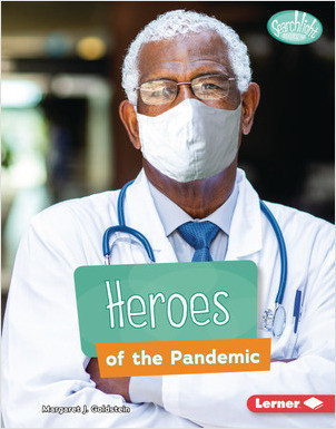Cover: Heroes of the Pandemic