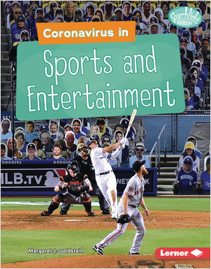 Cover: Coronavirus in Sports and Entertainment