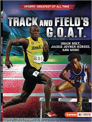 Cover: Track and Field's G.O.A.T.: Usain Bolt, Jackie Joyner-Kersee, and More