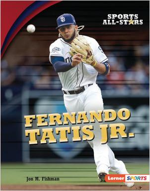Cover: Fernando Tatis Jr.