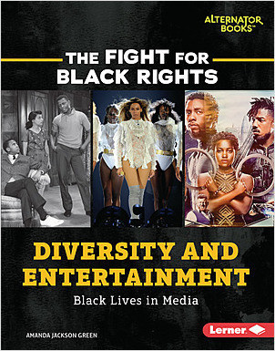 Cover: Diversity and Entertainment: Black Lives in Media