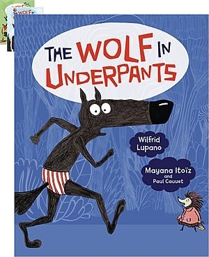 Cover: The Wolf in Underpants — Hardcover Set