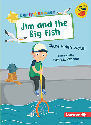 Cover: Jim and the Big Fish