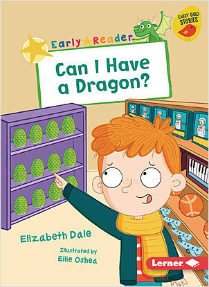 Cover: Can I Have a Dragon?
