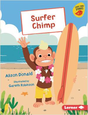 Cover: Surfer Chimp