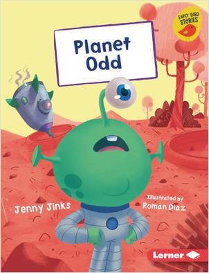 Cover: Planet Odd