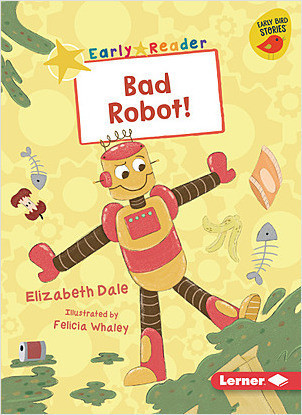 Cover: Bad Robot!