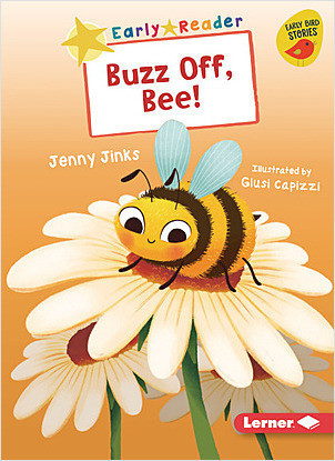 Cover: Buzz Off, Bee!