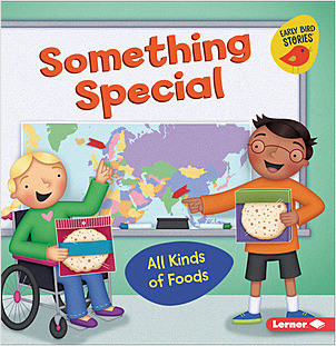 Cover: Something Special: All Kinds of Foods