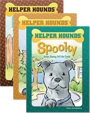 Cover: Helper Hounds — Hardcover Set