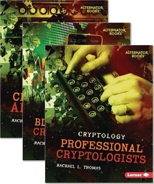 Cover: Cryptology (Alternator Books ®) — Hardcover Set