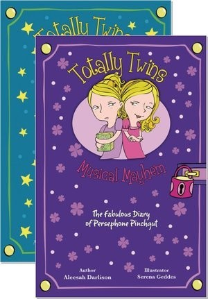 Cover: Totally Twins — Hardcover Set