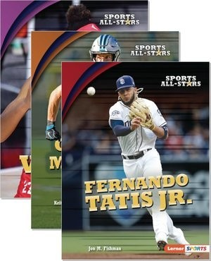 Cover: Sports All-Stars (Lerner ™ Sports) — Hardcover Set