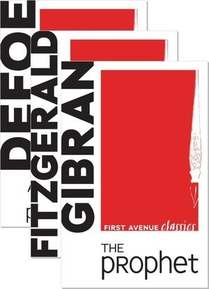 Cover: First Avenue Classics ™ Grades 9–12 Collection (Multi-User) — eBook Set