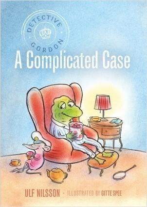Cover: Detective Gordon: A Complicated Case