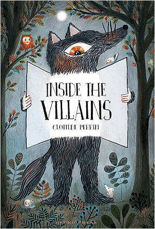 Cover: Inside the Villains
