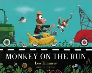 Cover: Monkey on the Run