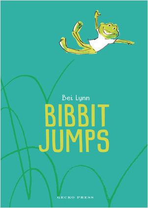 Cover: Bibbit Jumps
