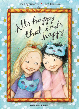 Cover: All's Happy That Ends Happy