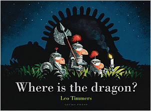 Cover: Where Is the Dragon?