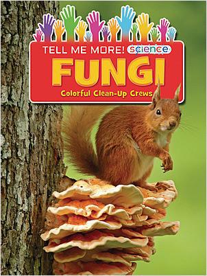 Cover: Fungi: Colorful Clean-Up Crews