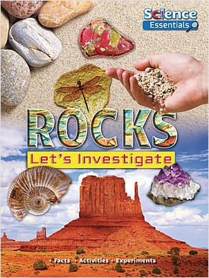 Cover: Rocks: Let's Investigate