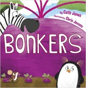Cover: Bonkers