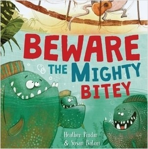 Cover: Beware the Mighty Bitey
