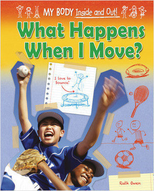 Cover: What Happens When I Move?