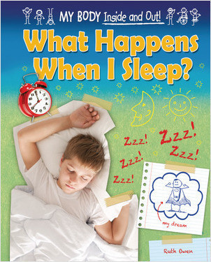 Cover: What Happens When I Sleep?