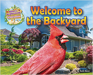 Cover: Welcome to the Backyard