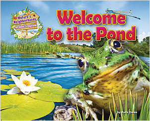 Cover: Welcome to the Pond