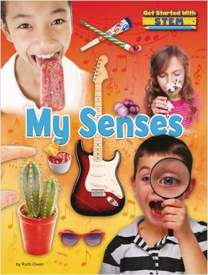 Cover: My Senses