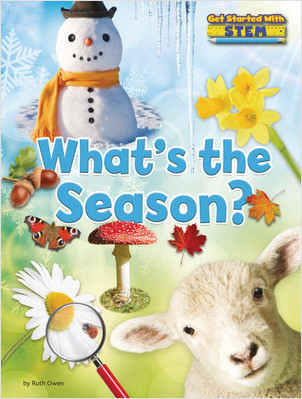 Cover: What's the Season?