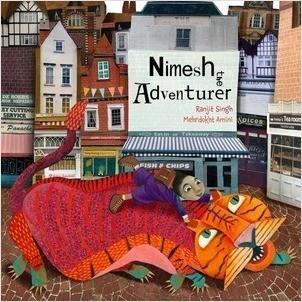 Cover: Nimesh the Adventurer