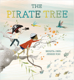 Cover: The Pirate Tree