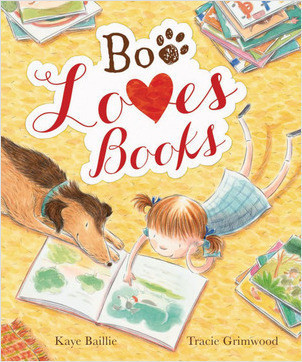 Cover: Boo Loves Books