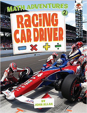 Cover: Racing Car Driver